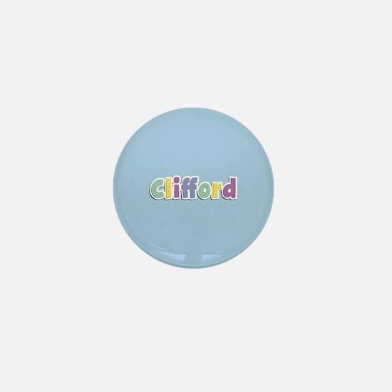 Clifford Spring14 Mini Button