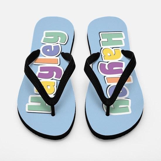 Hayley Spring14 Flip Flops