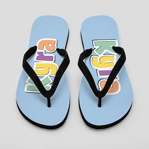 Kyra Spring14 Flip Flops