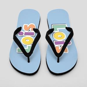 Lois Spring14 Flip Flops