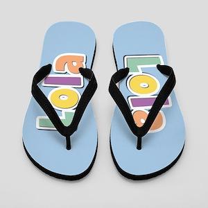 Lola Spring14 Flip Flops