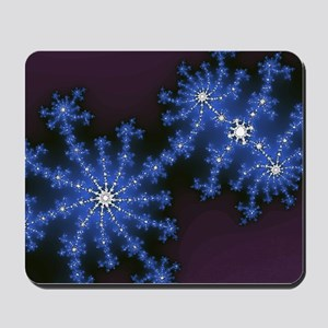 Fractal Fireworks Mousepad