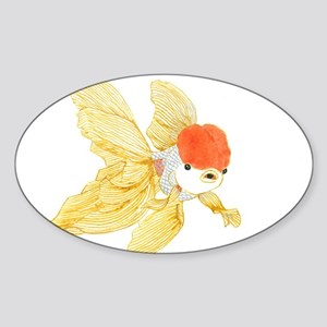 Daily Doodle 15 Goldfish Tail Sticker