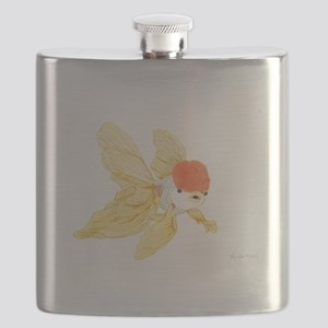 Daily Doodle 15 Goldfish Tail Flask