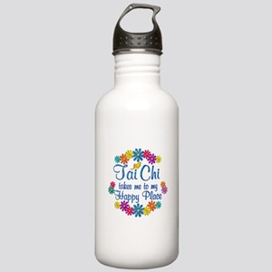 Tai Chi Happy Place Stainless Water Bottle 1.0L