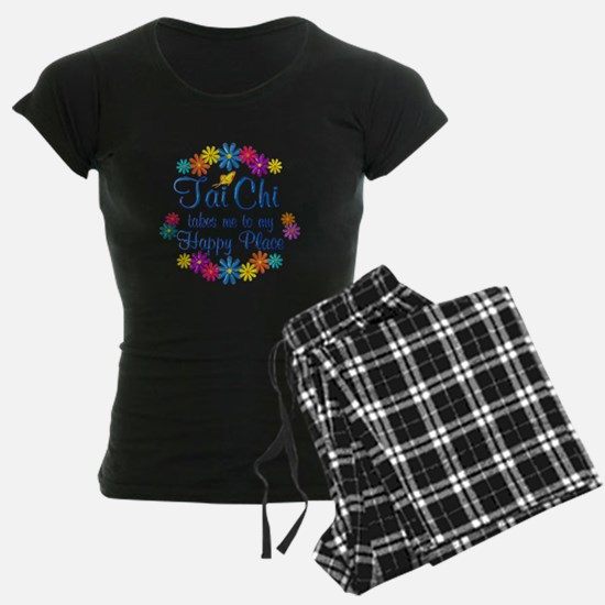 Tai Chi Happy Place Pajamas