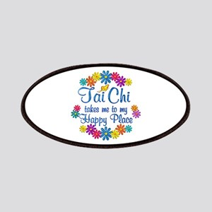 Tai Chi Happy Place Patches