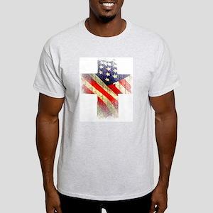 Flag cross T-Shirt