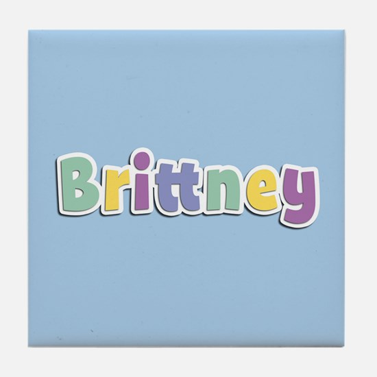 Brittney Spring14 Tile Coaster