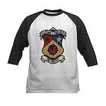 USS FRANK E. EVANS Kids Baseball Jersey