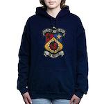 USS FRANK E. EVANS Women's Hooded Sweatshirt