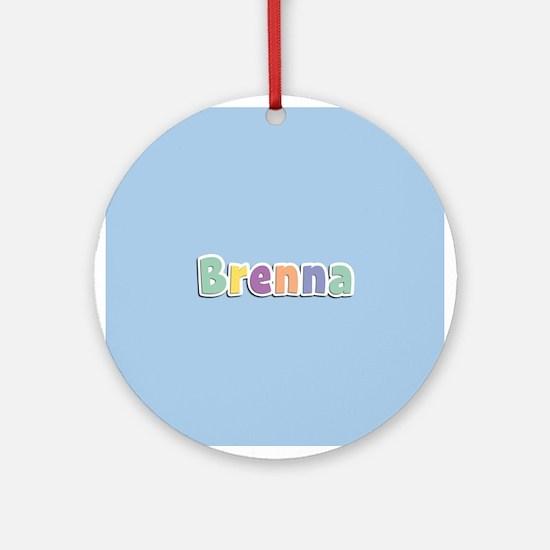 Brenna Spring14 Ornament (Round)