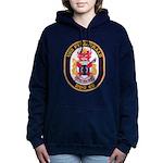 USS FITZGERALD Women's Hooded Sweatshirt
