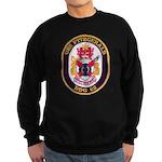 USS FITZGERALD Sweatshirt (dark)
