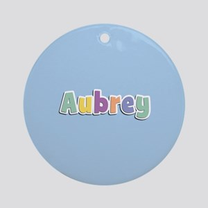 Aubrey Spring14 Ornament (Round)