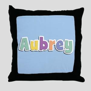 Aubrey Spring14 Throw Pillow