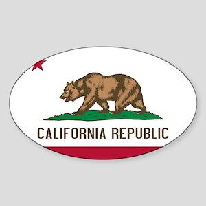 STATE FLAG : california Sticker