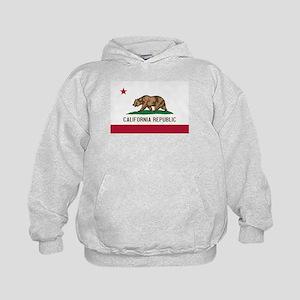 STATE FLAG : california Hoodie