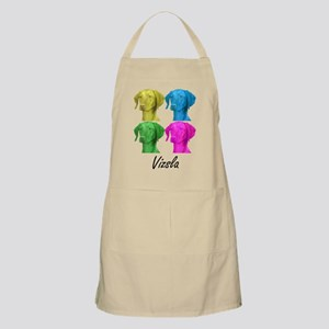 Vizsla in Color BBQ Apron
