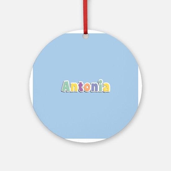 Antonia Spring14 Ornament (Round)