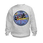 USS FLASHER Kids Sweatshirt