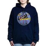 USS FLASHER Women's Hooded Sweatshirt