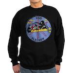 USS FLASHER Sweatshirt (dark)