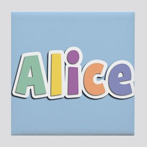 Alice Spring14 Tile Coaster