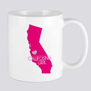 ALWAYS a California Girl Mugs