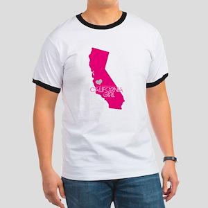 ALWAYS a California Girl T-Shirt