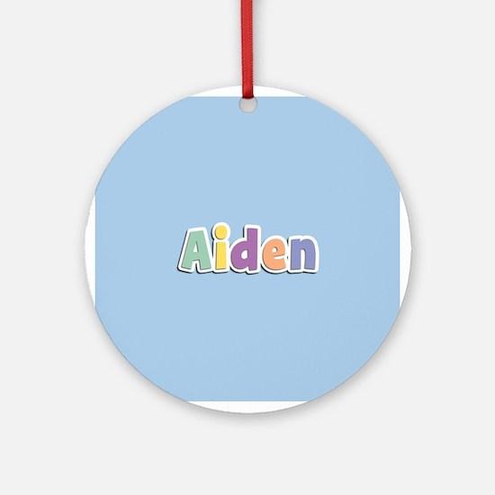 Aiden Spring14 Ornament (Round)