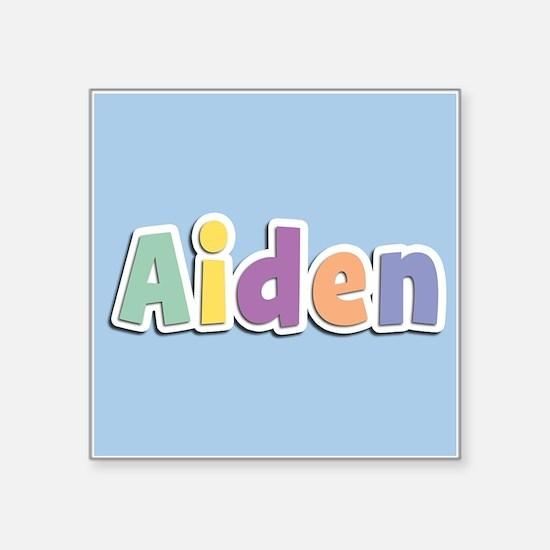 Aiden Spring14 Sticker