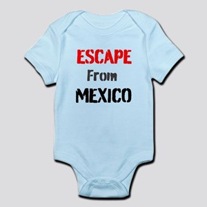 Escape From Mexico Body Suit