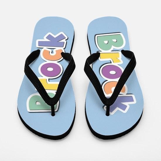 Brock Spring14 Flip Flops