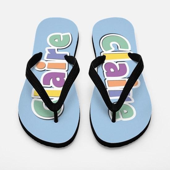 Claire Spring14 Flip Flops