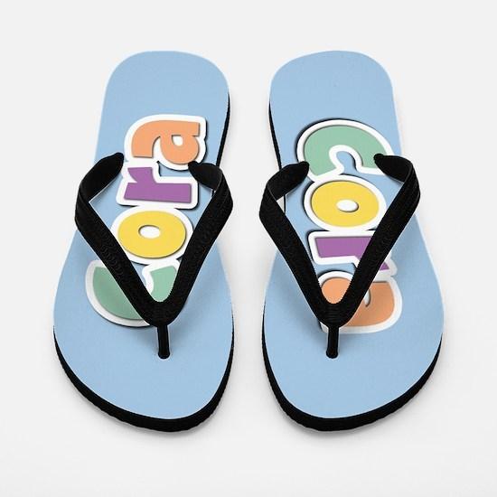 Cora Spring14 Flip Flops