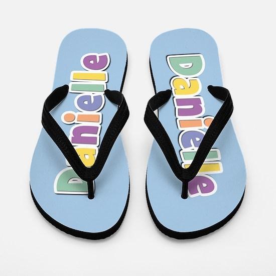 Danielle Spring14 Flip Flops