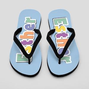 Esther Spring14 Flip Flops