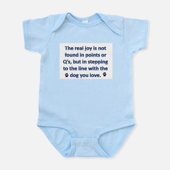 The Real Joy... Infant Bodysuit