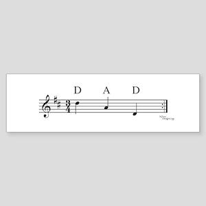 Dad Bumper Sticker