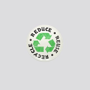 Recycle! Mini Button