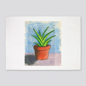 Aloe Aloe 5'x7'Area Rug