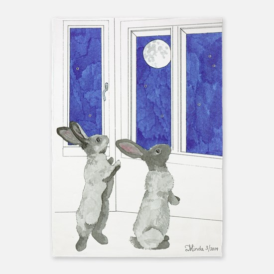 Bunny Rabbit Rugs Bunny Rabbit Area Rugs Indoor Outdoor Rugs