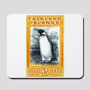 1933 Falkland Islands Penguin Postage Stamp Mousep