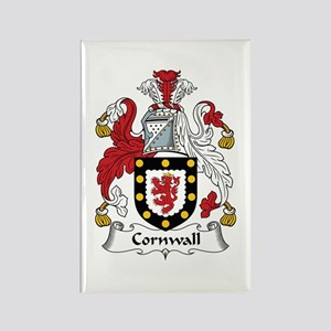Cornwall Rectangle Magnet