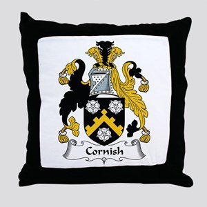 Cornish Throw Pillow