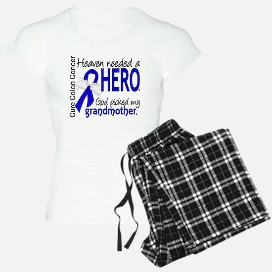 Colon Cancer HeavenNeededHe Pajamas
