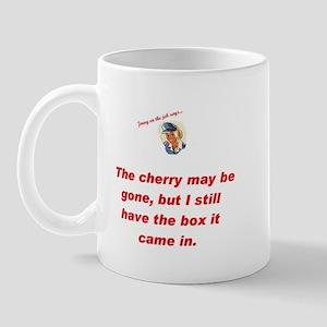 Jenny on the job cherry Mug