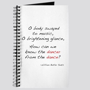 Yeats On Dance Journal