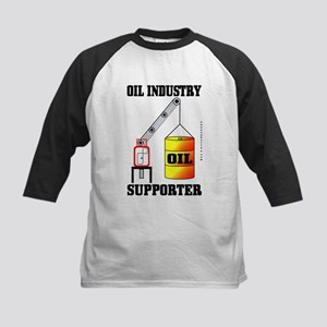 Industry Supporter Kids Baseball Jersey